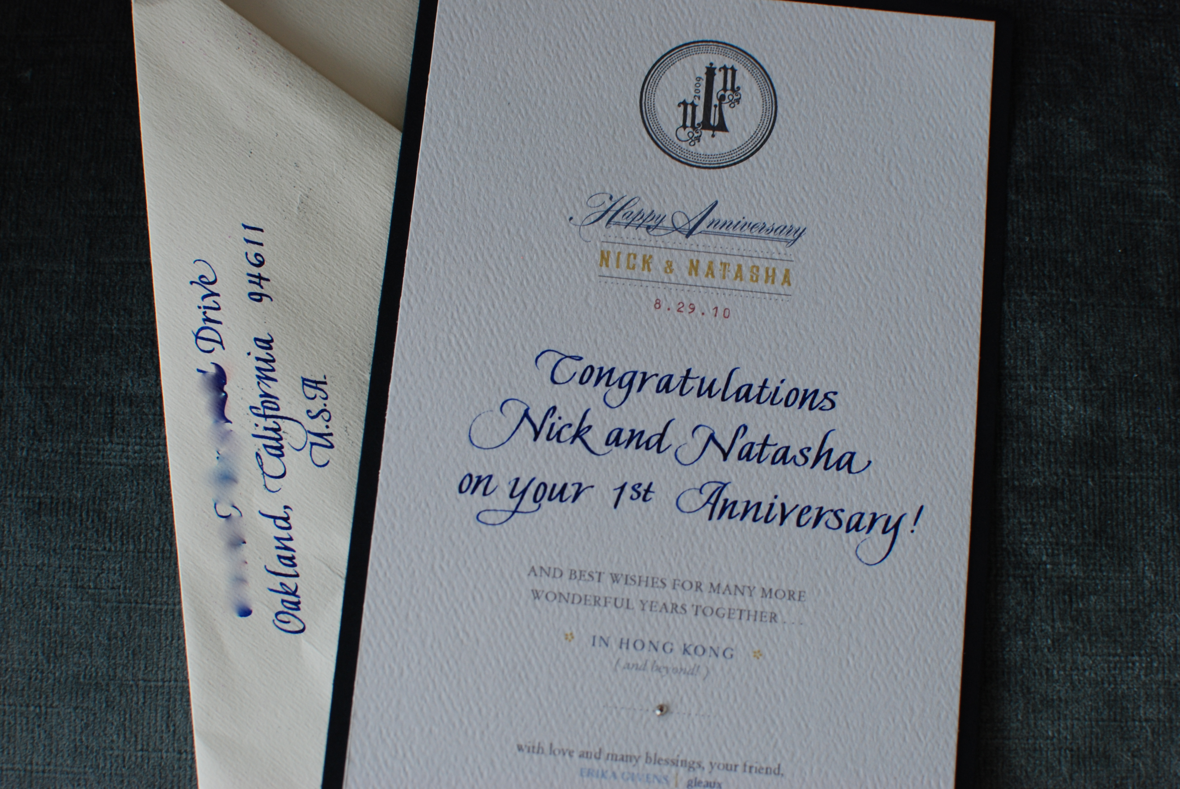 Incredible anniversary card erika has a thing for tiny jewelsthey are the perfect little touchsee that little one right under hong kong you can see how she has pulled elements stopboris Choice Image